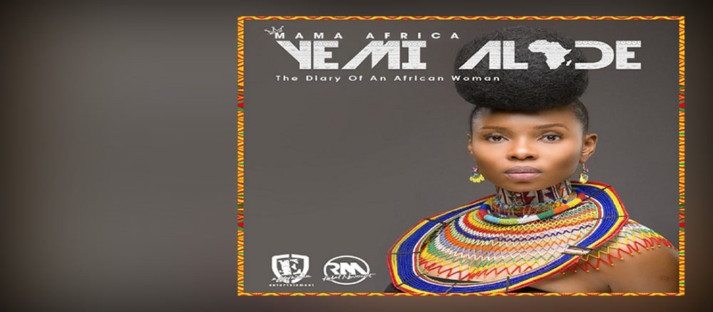 Buy Yemi Alade's New Album, Mama Africa